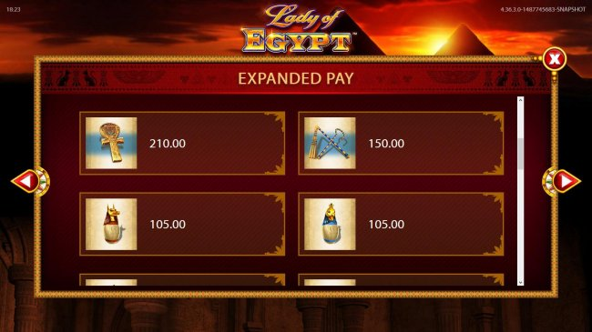 Expanded Pay - Fill the Speed Spins 3x3 Active Reels with the same symbol or mixed symbols for Expanded Pay. by Free Slots 247