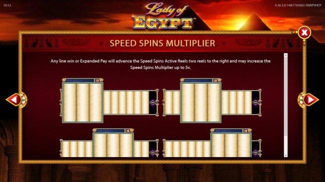 Free Slots 247 image of Lady of Egypt