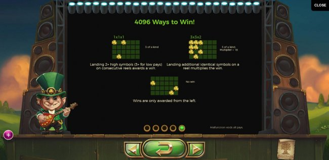 4096 Ways to Win Rules - Free Slots 247