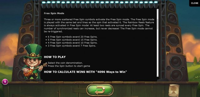 Free Slots 247 - Free Game Rules