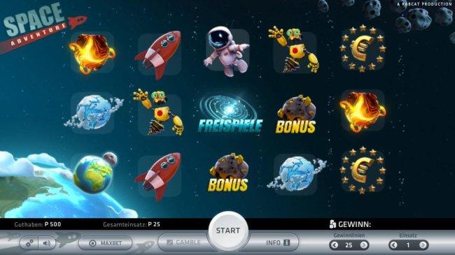 Free Slots 247 image of Space Adventure