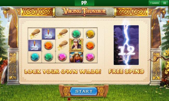 Viking Thunder by Free Slots 247