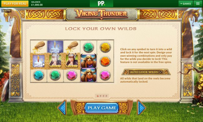 Locked Wilds by Free Slots 247