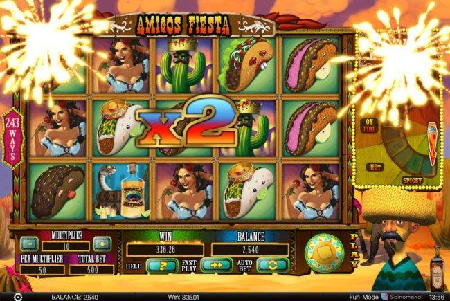 Amigos Fiesta screenshot