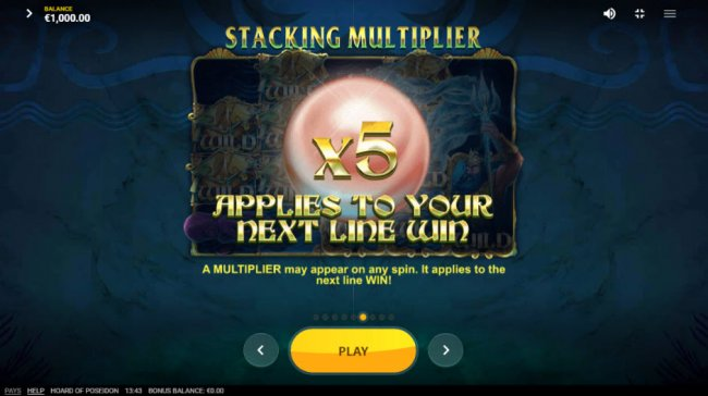 Stacking Multiplier by Free Slots 247