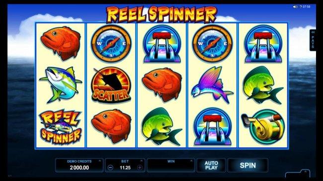 Free Slots 247 image of Reel Spinner