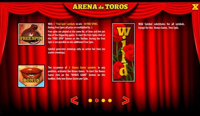 Arena de Toros by Free Slots 247
