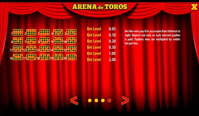 Arena de Toros screenshot