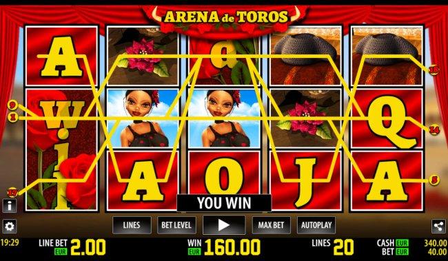 Free Slots 247 image of Arena de Toros