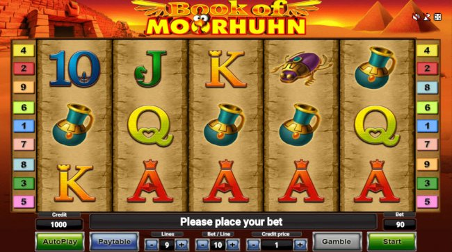 Images of Book of Moorhuhn