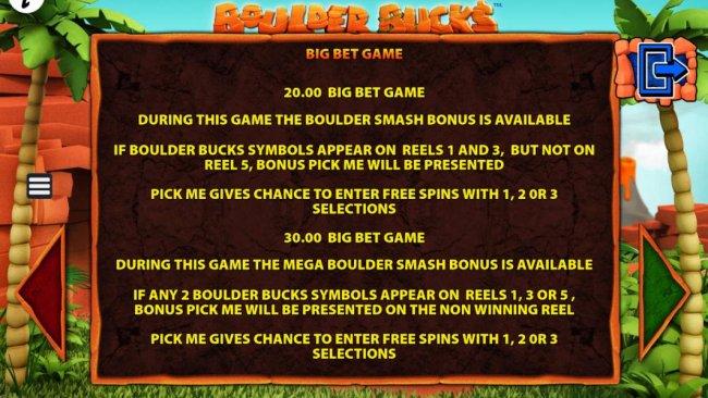 Boulder Bucks by Free Slots 247