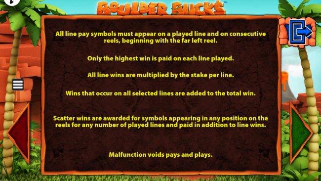 Free Slots 247 image of Boulder Bucks