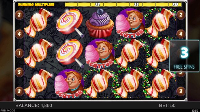 Free Slots 247 image of Candy Slot Twins