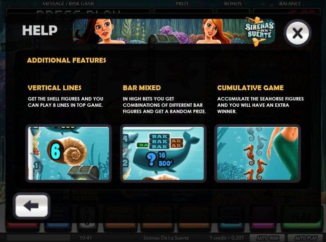 Free Slots 247 image of Sirenas de la Suerte