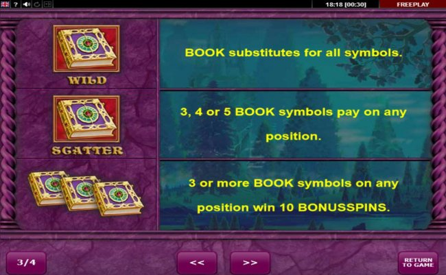 Book of Fortune by Free Slots 247