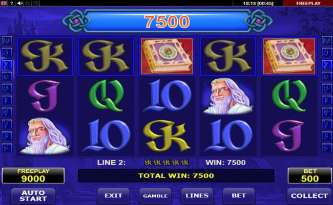 Free Slots 247 image of Book of Fortune
