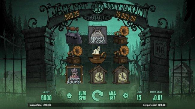 Free Slots Haunted House
