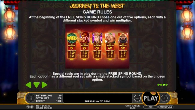 Journey to the West by Free Slots 247
