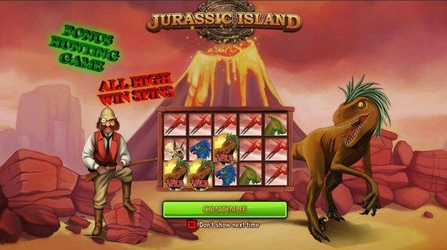 Free Slots 247 image of Jurassic Island
