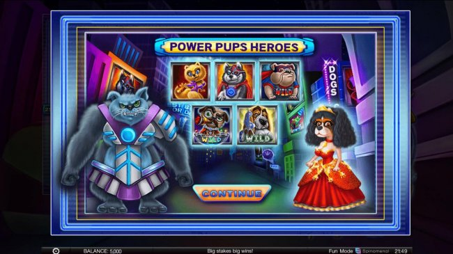 Images of Power Pups Heroes