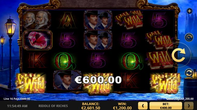 Riddle of Riches screenshot
