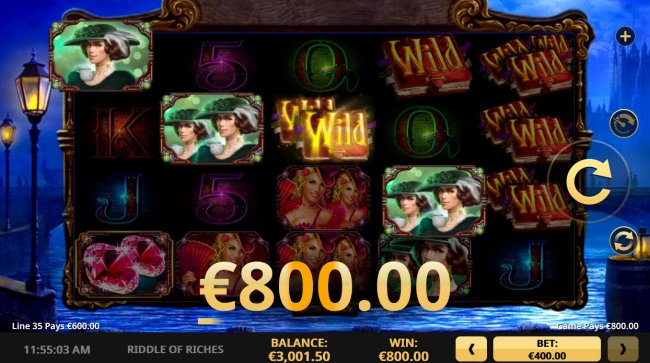 Free Slots 247 image of Riddle of Riches