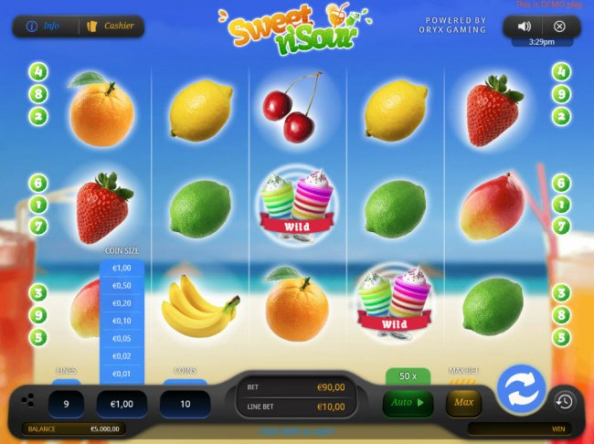 Sweet 'n Sour by Free Slots 247