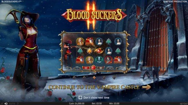 Blood Suckers II by Free Slots 247