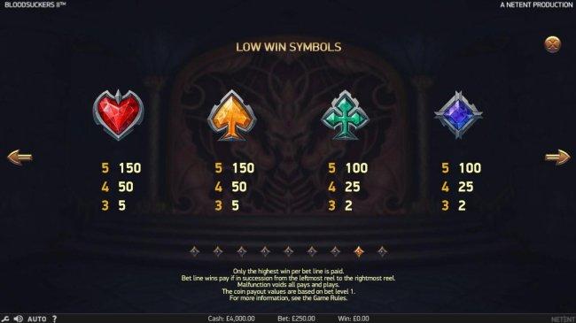 Blood Suckers II screenshot