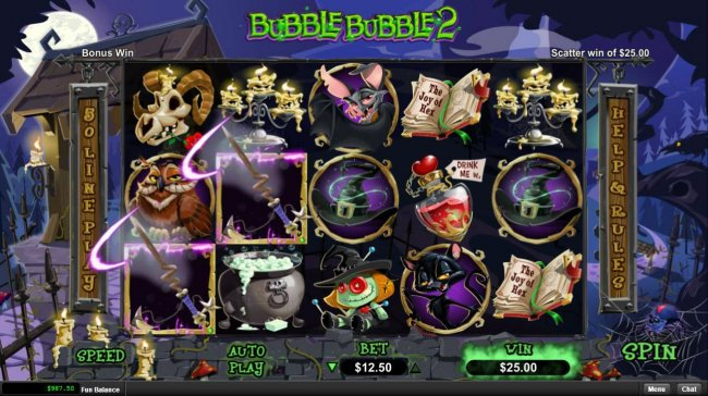 Images of Bubble Bubble 2