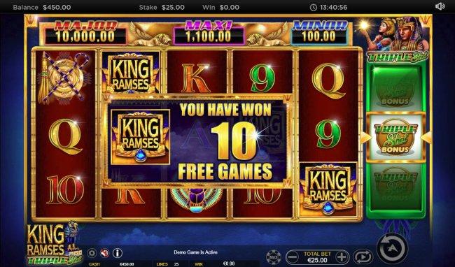 King Ramses by Free Slots 247