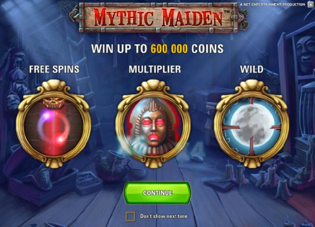 game features a chance to win up to 600000 coins, free spins multiplers and wilds - Free Slots 247