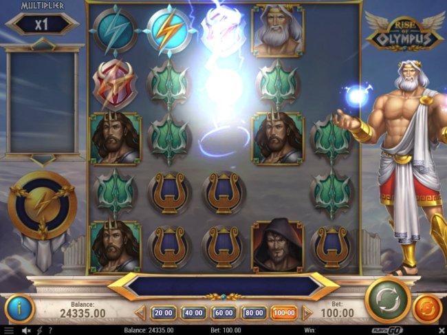 Free Slots 247 image of Rise of Olympus