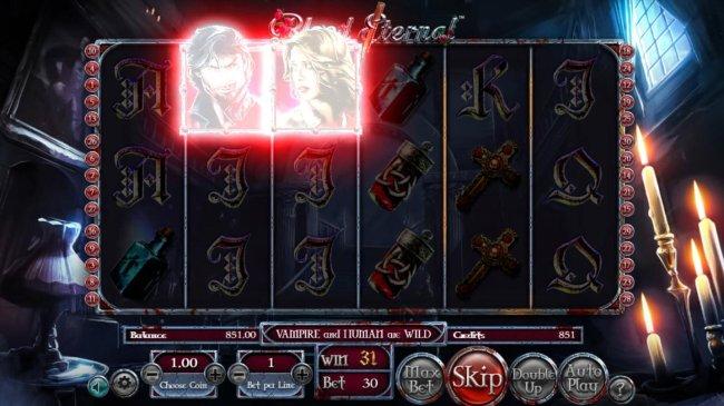 Blood Eternal by Free Slots 247