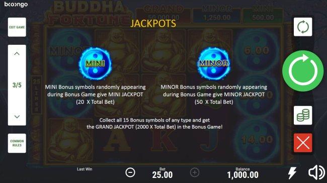 Jackpot Rules - Free Slots 247