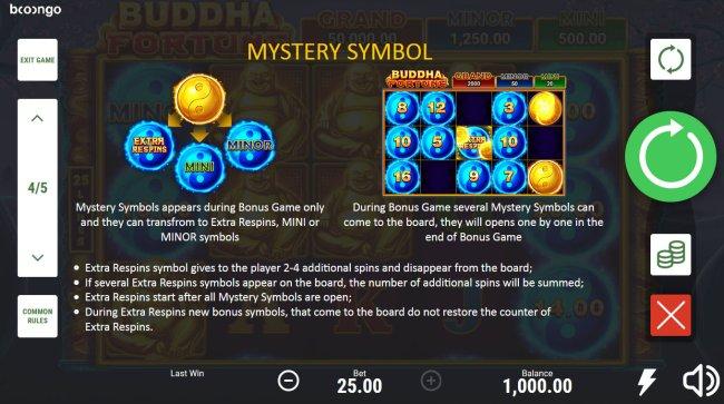 Free Slots 247 - Mystery Symbol