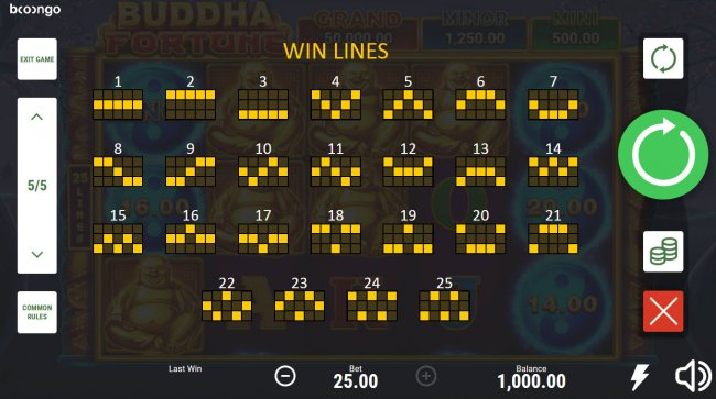 Free Slots 247 image of Buddha Fortune Hold and Win