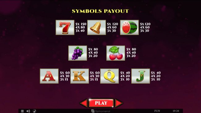 Free Slots 247 image of Colossus Fruits