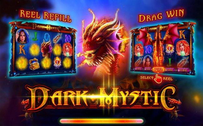 Dark Mystic by Free Slots 247