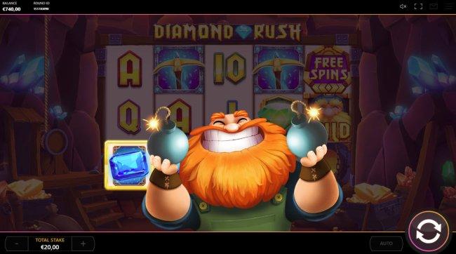 Diamond Rush screenshot