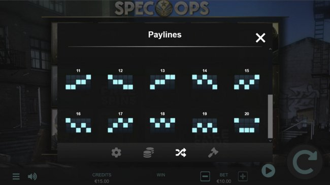 Spec-Ops by Free Slots 247