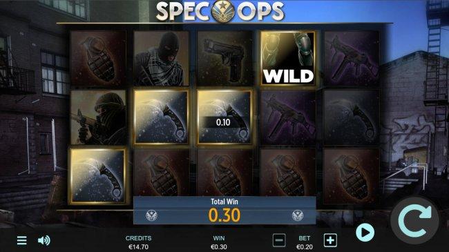 Spec-Ops screenshot