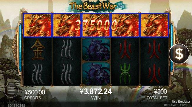 Free Slots 247 - A winning five of a kind