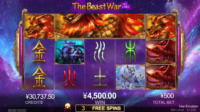 Images of The Beast War