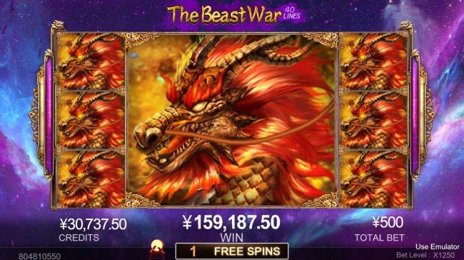 Free Slots 247 image of The Beast War