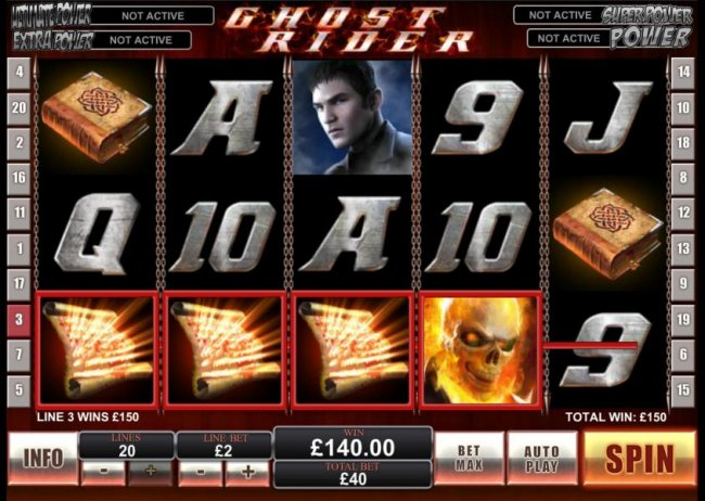 4 of a kind payout 150 coin jackpot by Free Slots 247