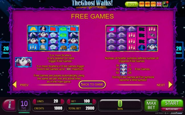Free Game Rules by Free Slots 247