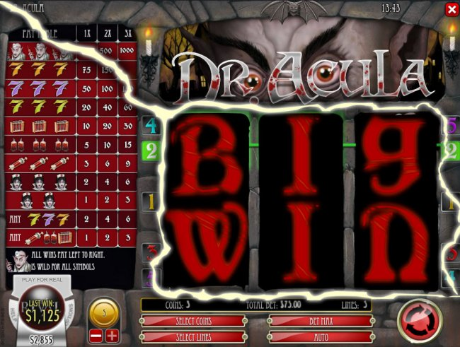 Dr. Acula by Free Slots 247