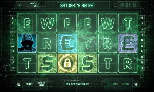Satoshi's Secret screenshot