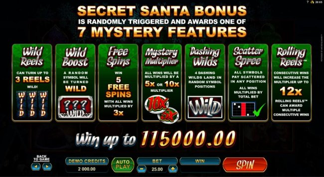 Secret Santa by Free Slots 247